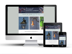 Responsive website design in South Yorkshire, Gable Lake Design